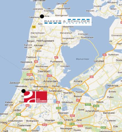 kaart-locaties